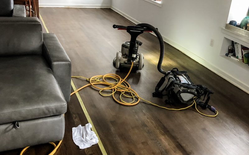 Philadelphia Hardwood Refinishing
