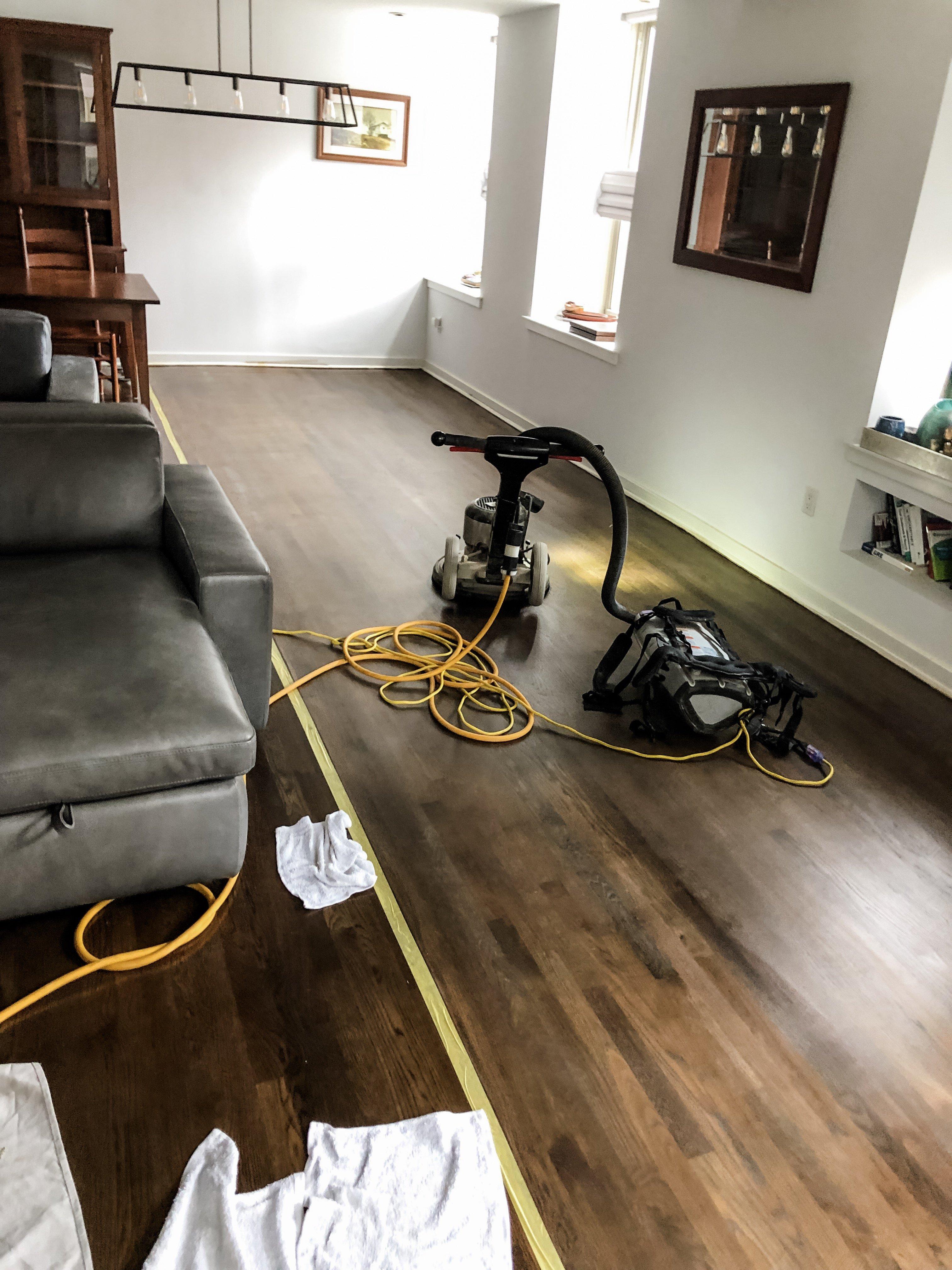 Philadelphia Hardwood Refinishing