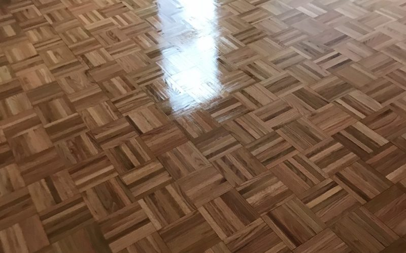 Washington Square Philadelphia Hardwood Floors