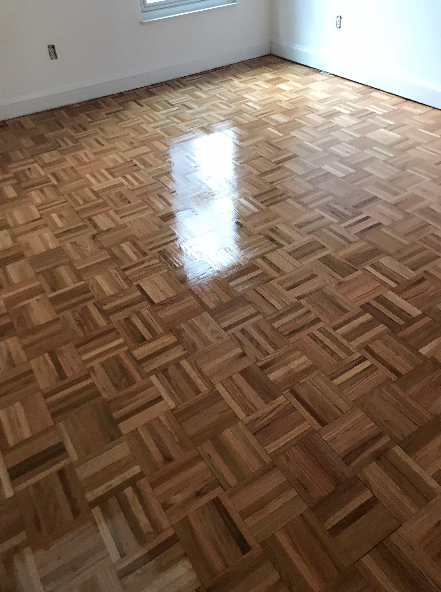 Washington Square Philadelphia Hardwood Floors