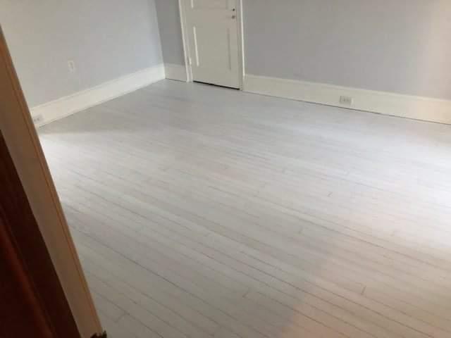 Bleached Hardwood Flooring Hudson