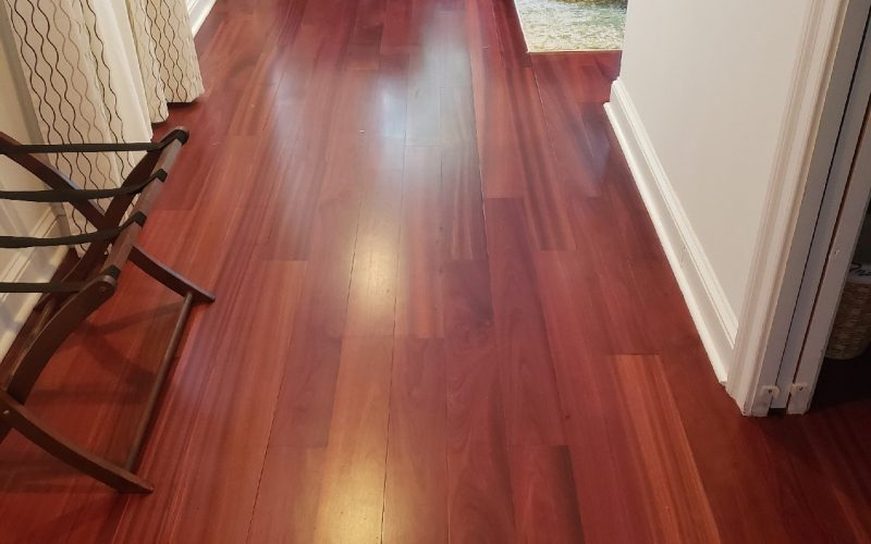Wood Floors In Bella Vista Philadelphia