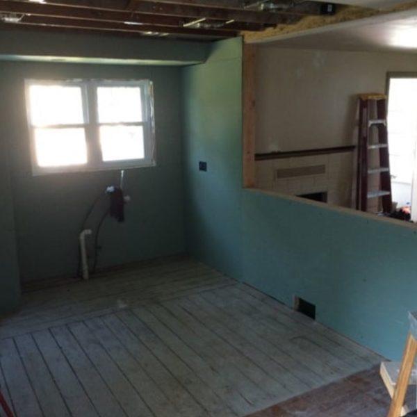 King Of Prussia Hardwood Floor Install
