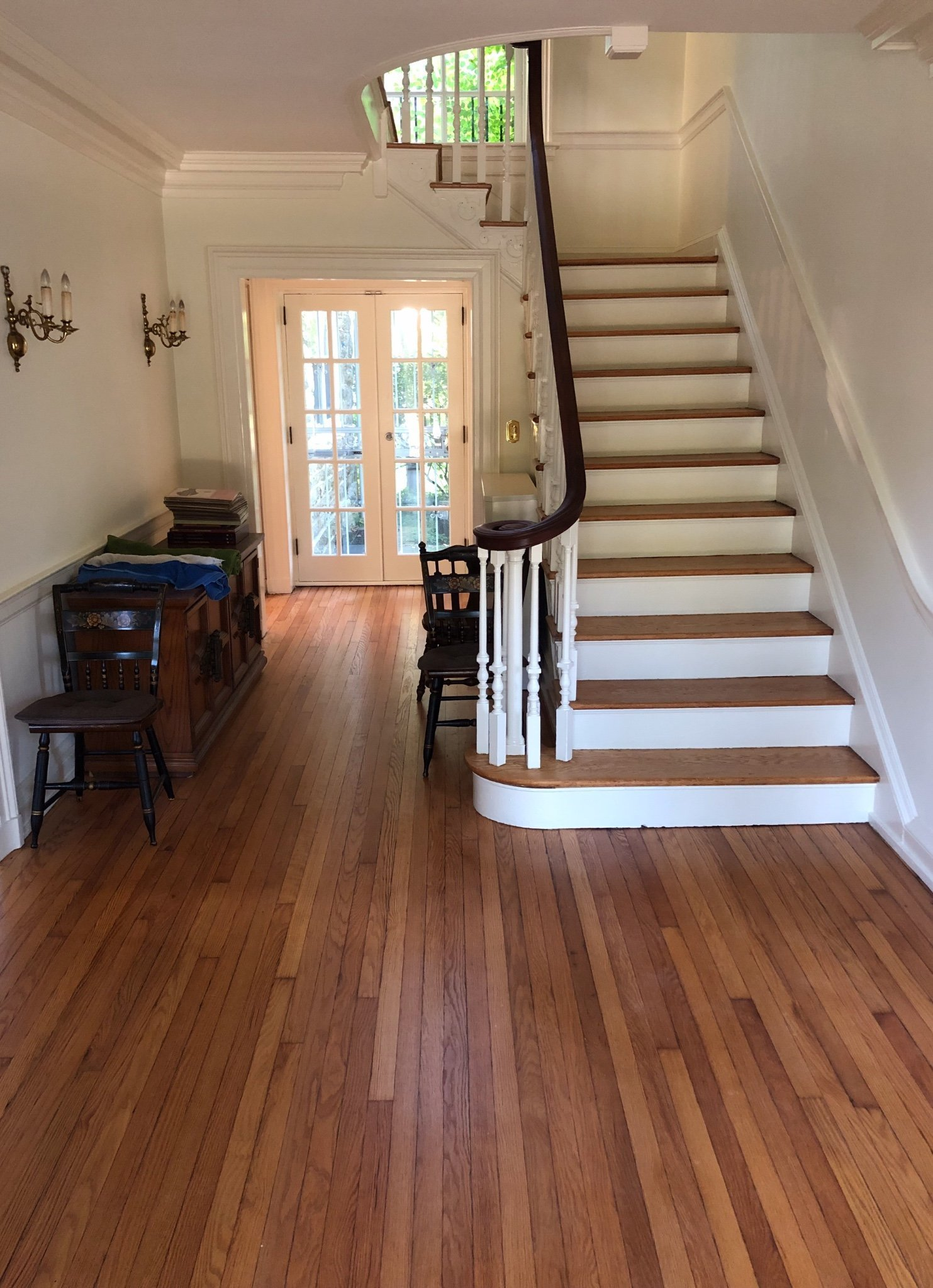 Stair Refinishing Bala Cynwood