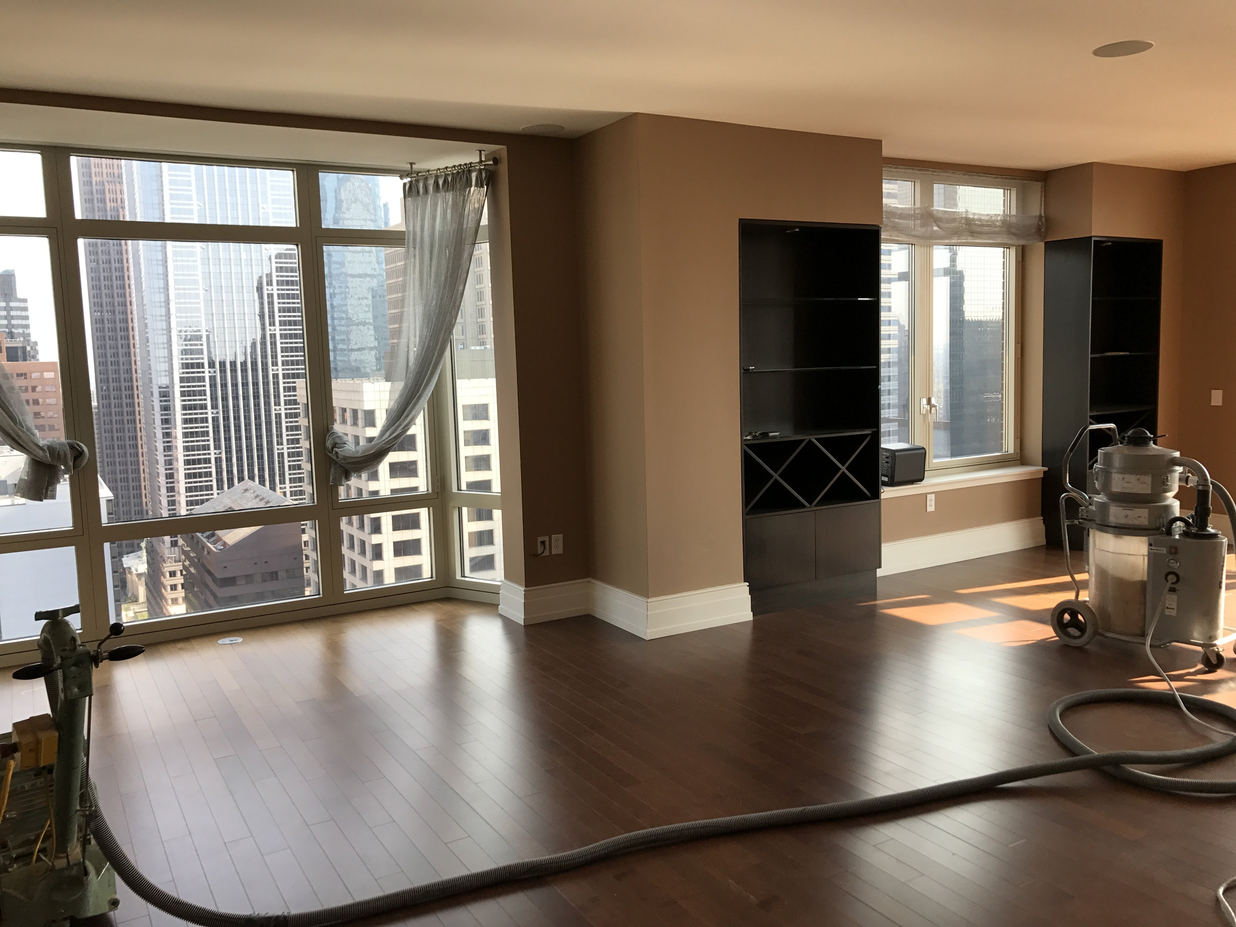 Philadelphia Hardwood Floor Refinishing