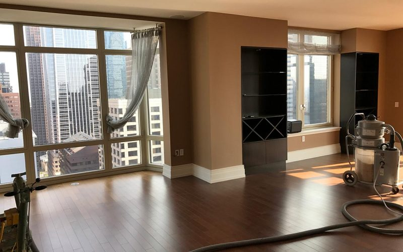 Philadelphia Hardwood Floor Refinishing