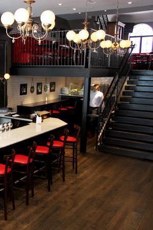 Philadelphia Resturant Wood Floors